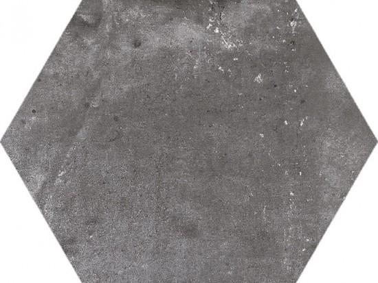 WEMBLEY HEX ANTRACITA 22,5x25,9