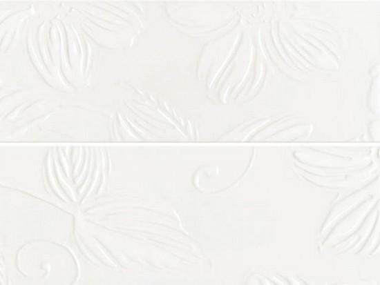 ANYA DEC SHAPE WHITE 20x60