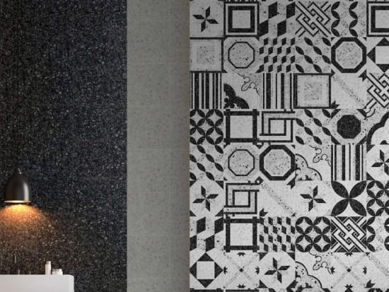MARMETTE BLACK WHITE 21,6x21,6