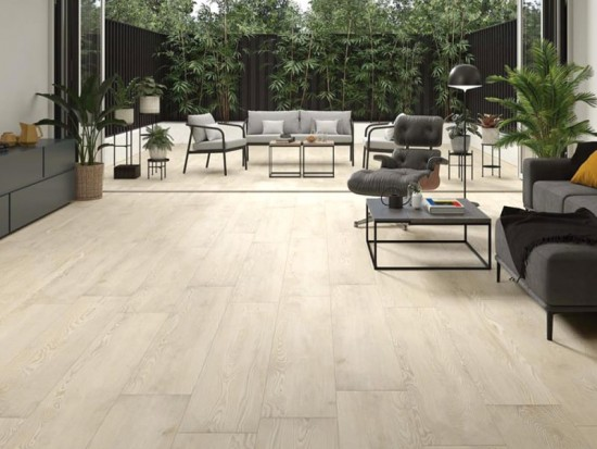 COOLWOOD NATURAL  RECT 23x120