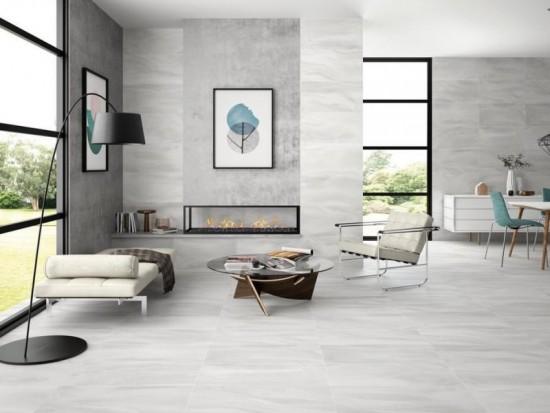 PC SERENITY WHITE 37x75 (47 m2)